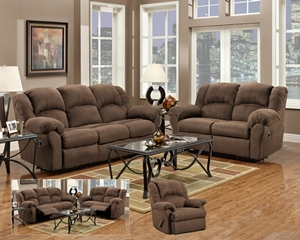 All Motion Sofas And Recliners SA Furniture San Antonio - Living room furniture san antonio