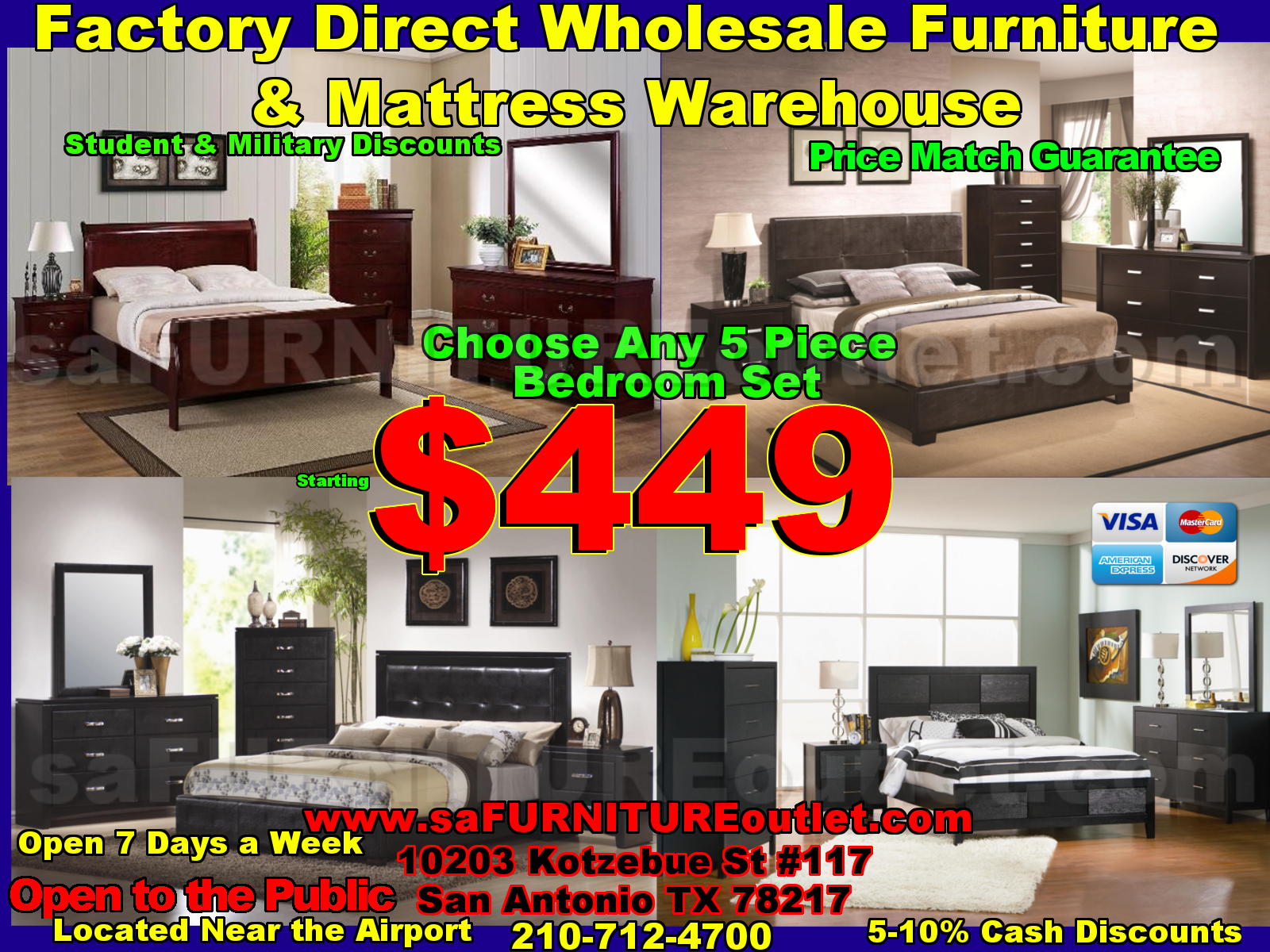 Bon San Antonio Furniture Outlet
