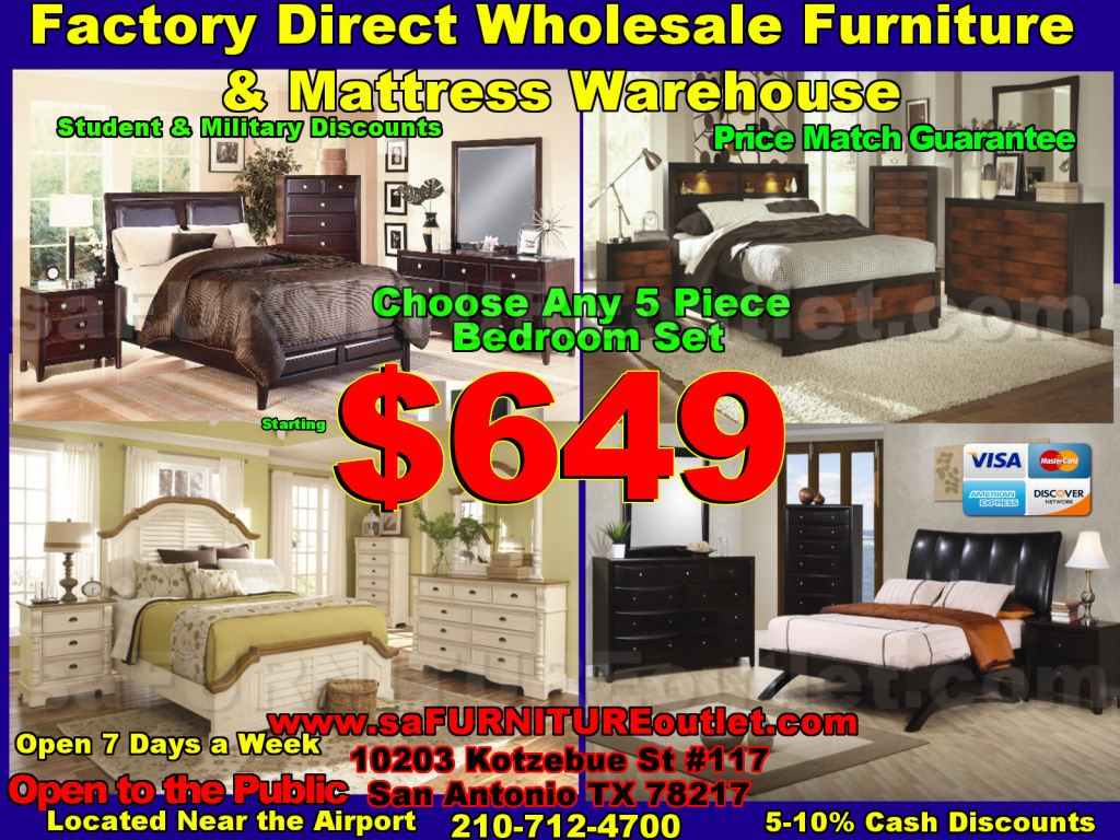 furniture knowledgeable south we family san been since tx with casa and in a large friendly antonio mi has store texas owned econo are serving bed staff
