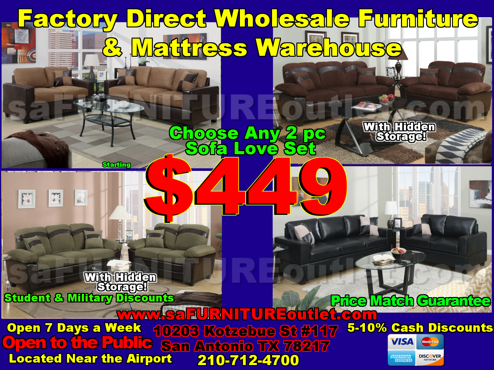 Exceptional San Antonio Furniture Outlet