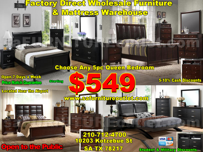 San Antonio Furniture Outlet
