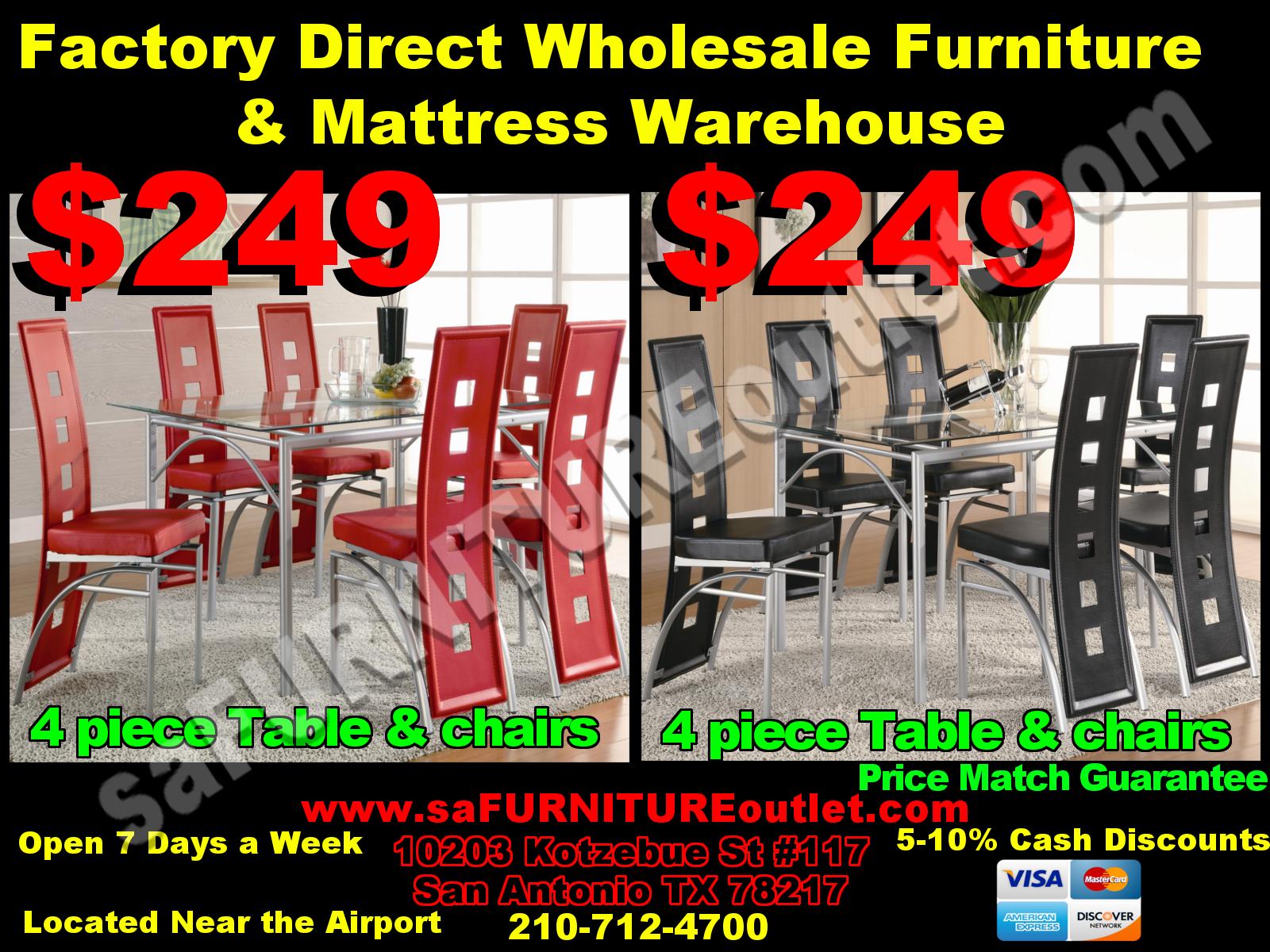 New Products SA Furniture San Antonio Furniture of Texas
