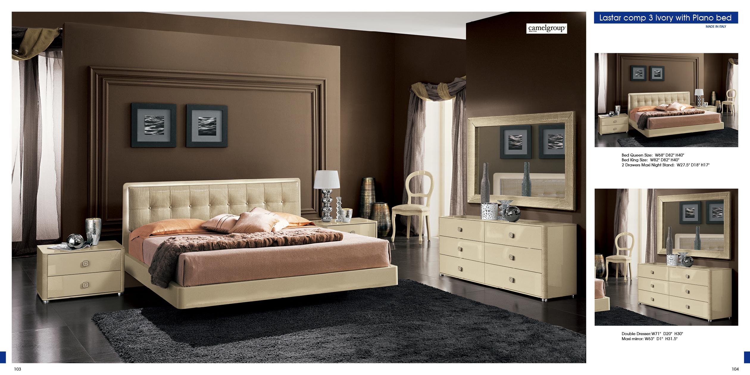 La Star Beige Comp 5pc set - $4,999.00 : SA Furniture, San Antonio ...