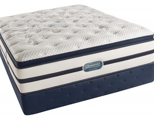 Maui Breeze Plush Pillow Top Mattress