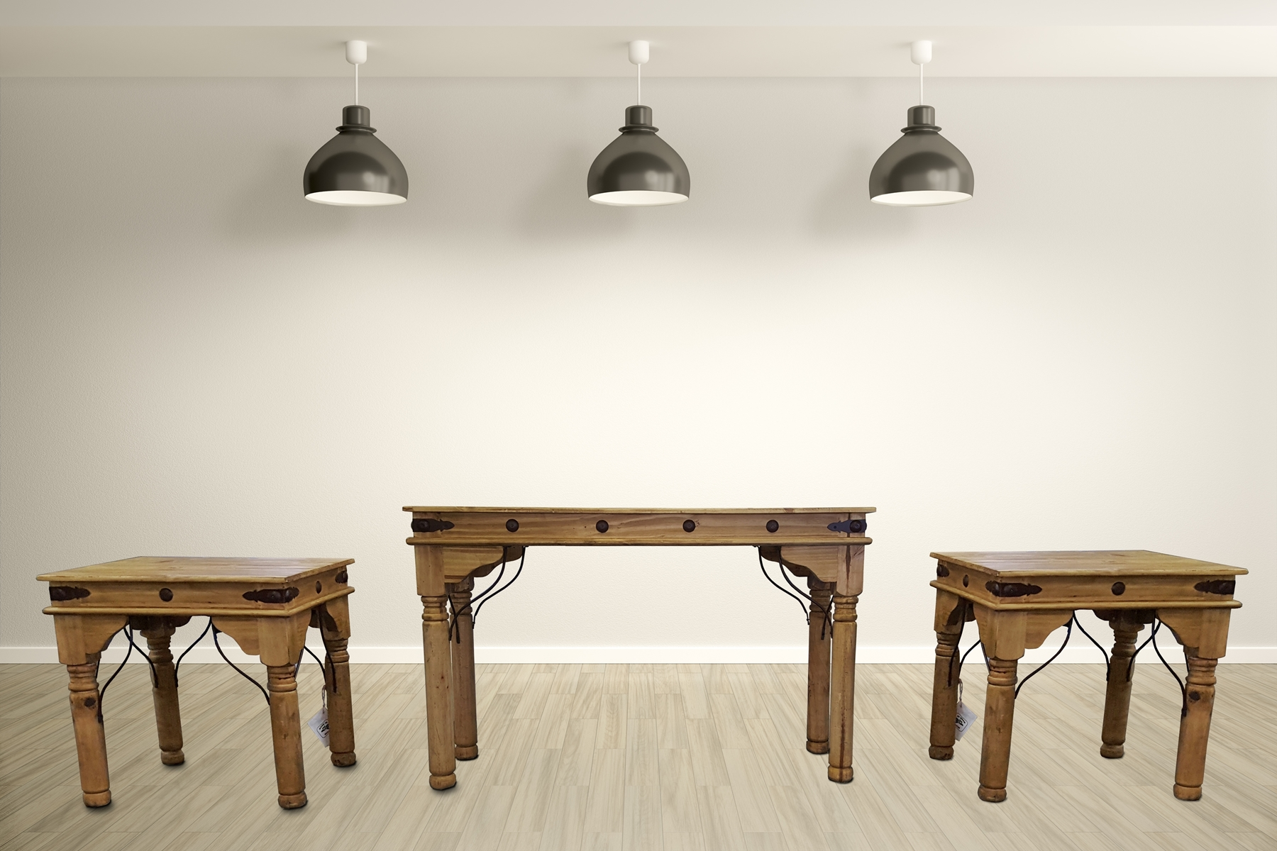LT-3 Natural Indian Tables